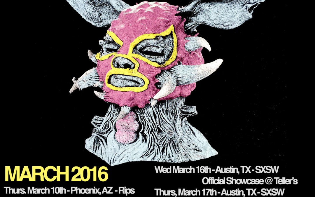 NIGHTMARE AIR TOUR  – MARCH 2016 – USA / SXSW